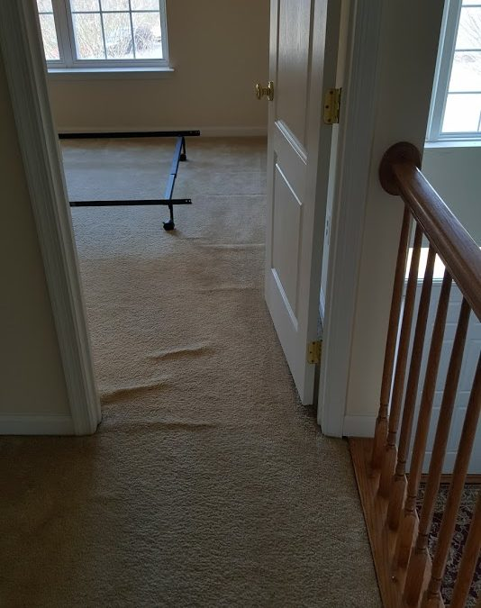 Maryland Carpet Stretching and Repair