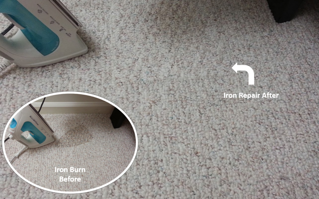 Iron Burn Carpet Repair Rockville MD
