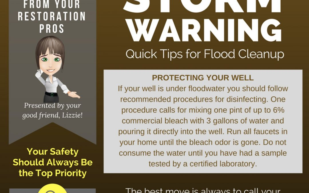 Flood Cleanup Tips MD
