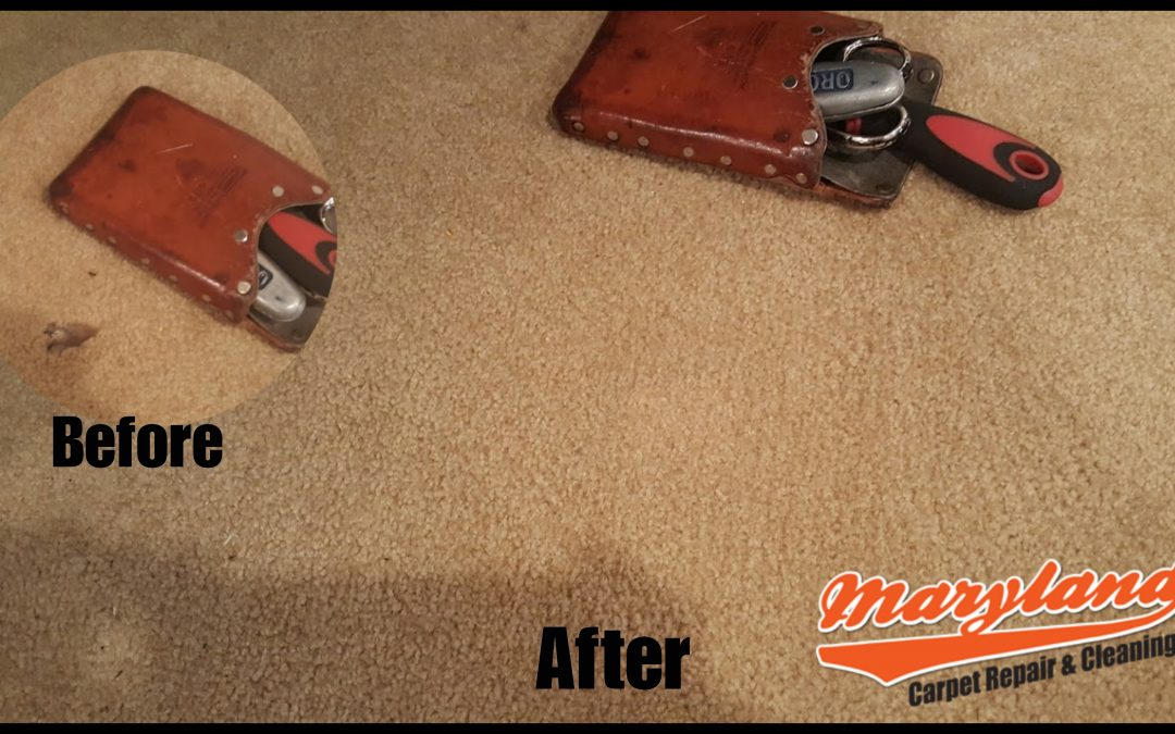 Carpet Burn Repair Hyattsville MD