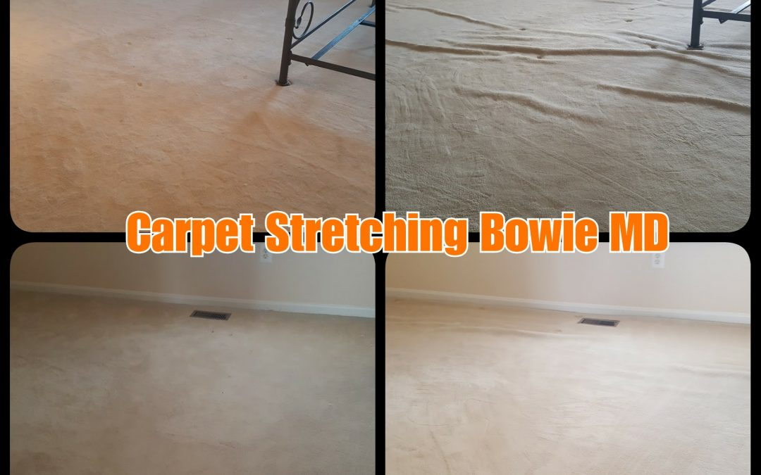Carpet Stretching-  Carpet Repair Bowie MD