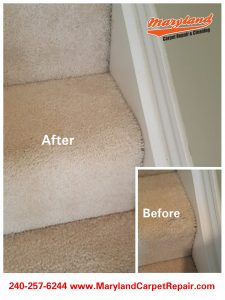 Maryland Carpet Repair in Laurel MD