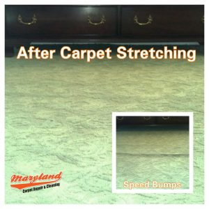 Maryland Carpet Stretching in Rockville MD