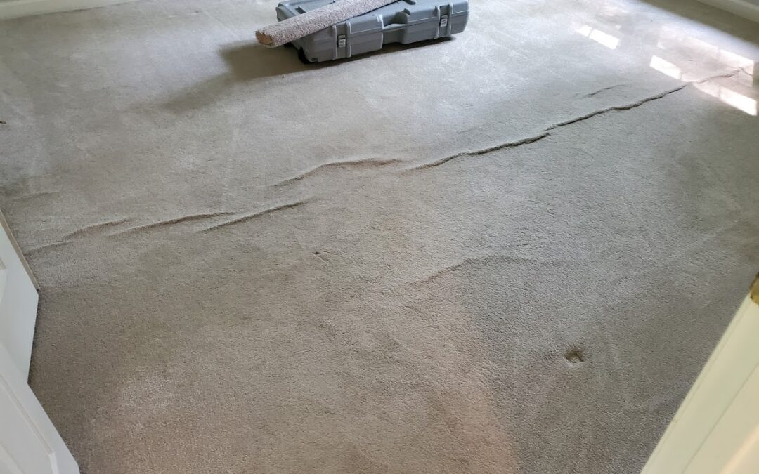 Carpet Stretching and Cleaning in Bowie MD